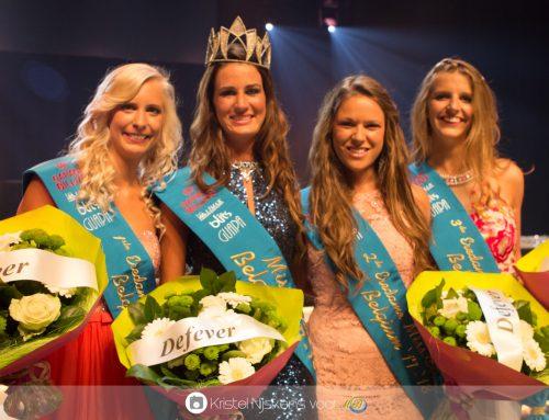 Zaterdagavond 14 oktober ging de finaleshow door van Miss Coast Belgium '17-'18.