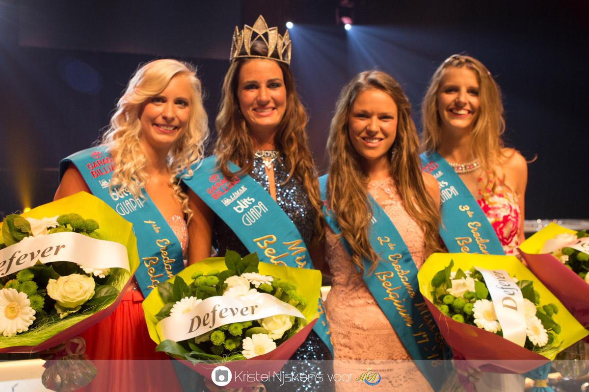 Miss Coast Belgium 2017